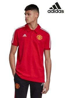 חולצת פולוManchester United שלAdidas