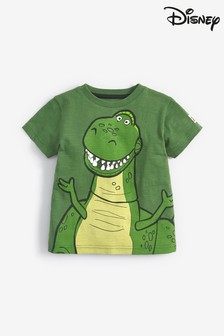 Disney™ Toy Story Rex 3D Spikes T-Shirt (9mths-8yrs)