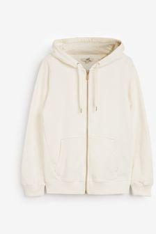 Premium Zip Through Hoodie