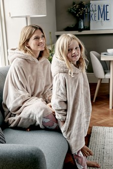 Matching Mother & Me Womens Oversized Snuggle Hoody