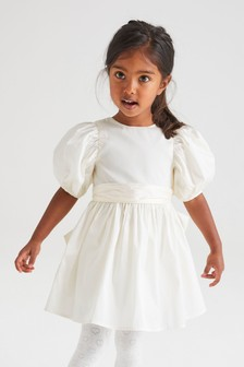 Taffeta Bridesmaid Dress (3mths-7yrs)