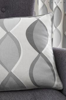 Fusion Grey Lennox Cushion