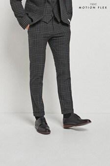 Check Motionflex Suit: Trousers