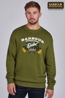 סוודר של Barbour® International דגם Famous Duke