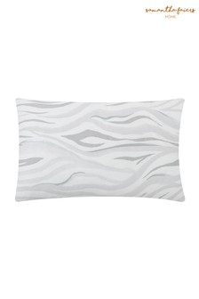 Sam Faiers Silver Maya Cushion