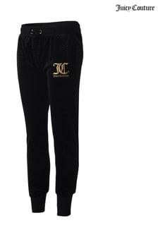 Фактурныеспортивные штаны Juicy Couture