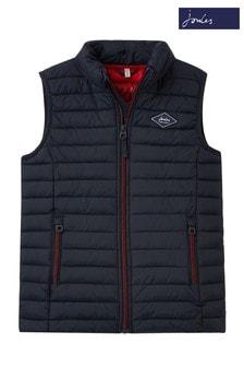 Joules Crofton 可收式背心外套