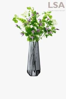 LSA International Zinc 36cm Vase