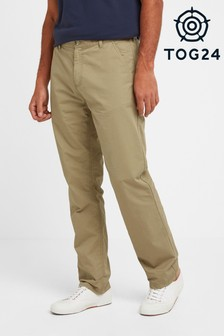 Tog 24 Pickering Mens Long Chino Trousers
