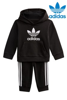 adidas Originals Little Kids Hoody And Joggers Set