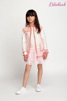 Sukienka w wielokolorowe paseczki Billieblush