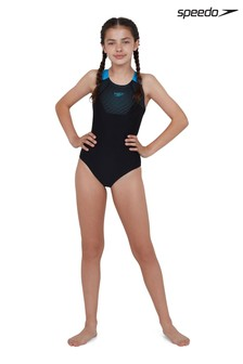 Speedo® Tech Placement Swimsuit
