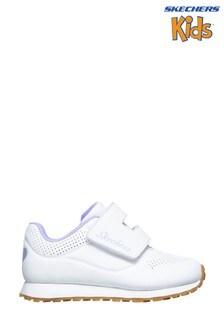 Skechers® White Retro Trainer Trainers