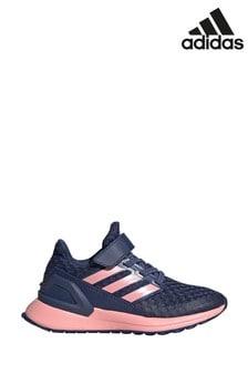 adidas Run RapidaRun Junior Velcro Trainers