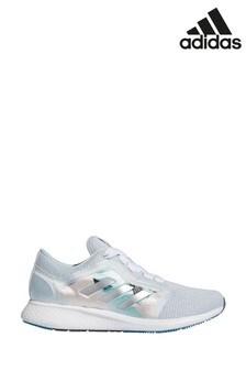 Кроссовки с серебристой окантовкой adidas Lux
