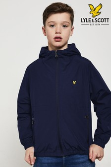 Lyle & Scott Panel Windcheater Jacket