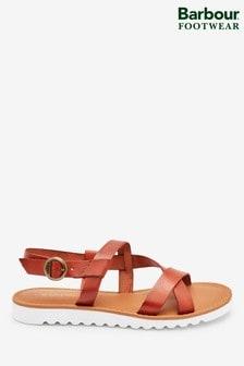 Barbour® Sandside Sandalen, hellbraun