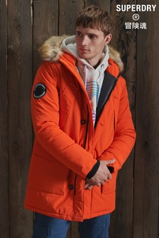 Superdry Everest Parka Coat (765794) | $180