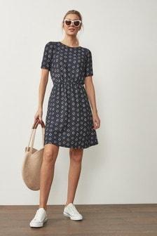Fochette Short Sleeve Dress (766533) | $31