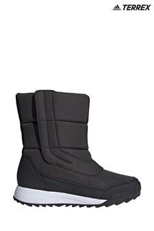 Черные зимние ботинки adidas Terrex Choleah