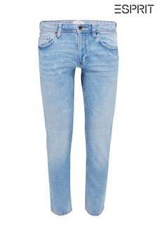 Esprit Blue Straight Jeans