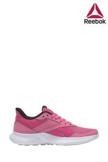حذاء رياضي وردي/أبيضQuick Motion 2 منReebok