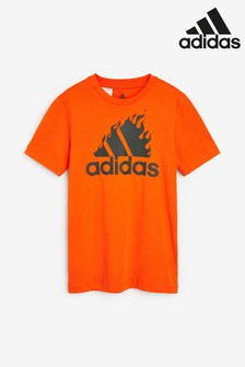 تي شيرت Flame Badge Of Sport من adidas