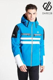 Niebieska wodoszczelna kurtka narciarska Dare 2B Surge Out