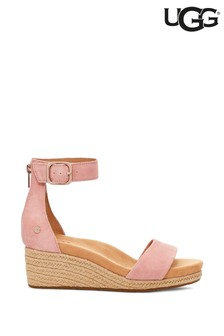 UGG® Zoe II Schuhe mit flachem Keilabsatz