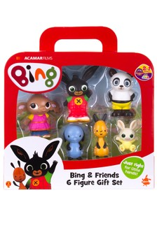 Bing And Friends 6 Figure Set