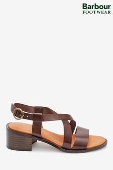 Barbour® Thea Sandale, braun