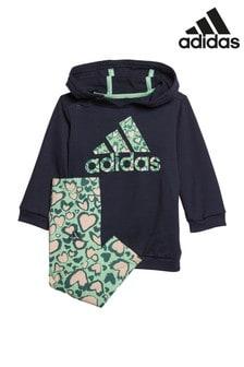 adidas Infant Hoody And Legging Set
