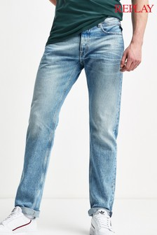 Replay® Grover Straight Fit Jeans