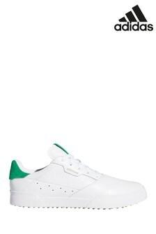 נעלי ספורט דגם Adicross Rtro Golf בצבע לבן של adidas