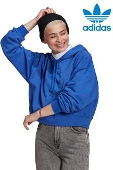 adidas Originals Blue Essential Hoody