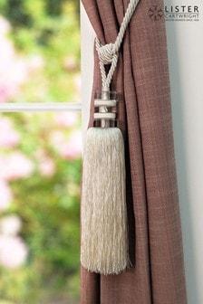 Accesoriu de prindere suprapuse pentru draperii cu cristaleLister Cartwright