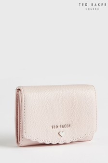 Ted Baker Sabelaa Scallop Small Fold Purse