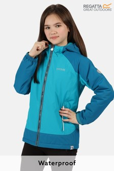 Regatta Blue Hurdle Iii Waterproof Jacket