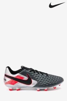 Nike Black Tiempo Legend 8 Academy Multi Ground Football Boots