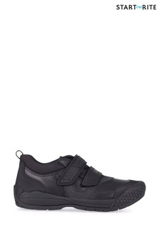 Start-Rite Black Strike Shoes