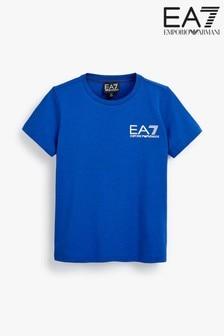 Emporio Armani EA7 Boys Logo T-Shirt