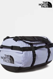 The North Face® Purple Base Camp Duffel Bag Small
