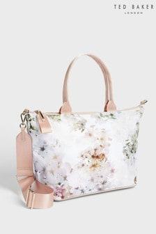 Ted Baker Cream Sophyy Vanilla Small Tote Bag