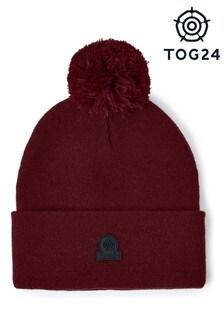 Красная вязаная шапка Tog 24 Bowden