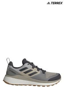 נעלי הליכה של adidas Terrex דגם Folgian באפור