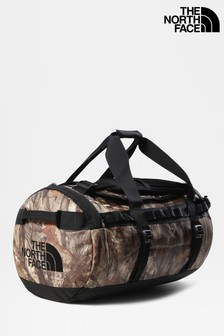 The North Face® Brown Base Camp Duffel Bag Medium