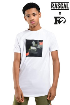 Rascal F2 Colour Pop Camo Box T-Shirt