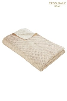 Tess Daly Knit Throw