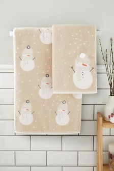 Snowman Towel (774920) | $14 - $26
