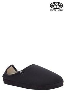 Papuci de casă Animal Eazy negri